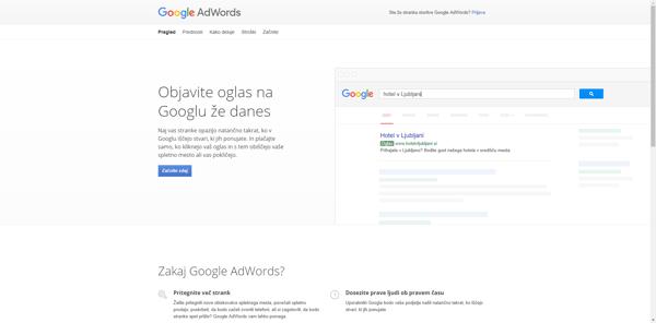 Google AdWords Kraft&Werk