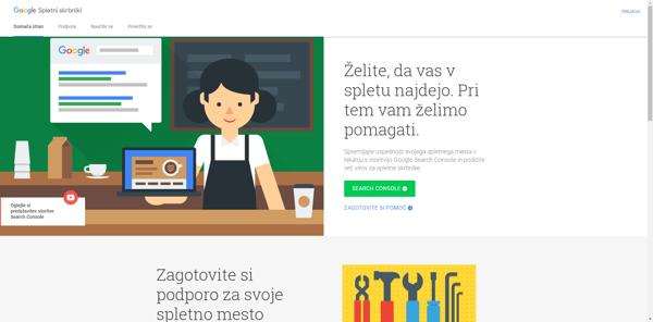 Google Webmaster - Kraft&Werk