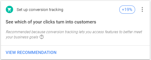 GoogleAds-Recommendation
